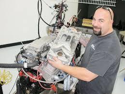l98 engine induction system tpi vs carburetor vette magazine vemp 0607 01 z corvette l98 engine induction system