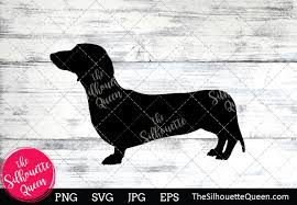 Car window stuck and won't roll up down. Dachshund Dog Silhouette Graphic By Thesilhouettequeenshop Creative Fabrica