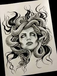 Pin By Rachel Lods On Tattoos N Things Medusa Tattoo Zeus Tattoo