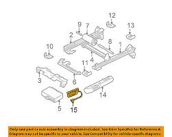 volvo oem 04 06 s80 power seat switch 39802011 • 25 86 picclick volvo oem 04 09 s60 seat track seat switch 39980252