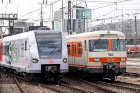 Железнодорожный транспорт в Германии Арриво Электричка и поезд дальнего следования