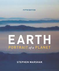 Earth Portrait Of A Planet 5th Edition By Stephen Marshak Rock