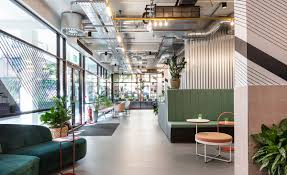Best Coworking Space Design A Tour Of Huckletrees Cool New London Coworking Space