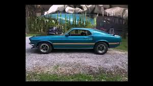 восстановление Ford Mustang 1969 год 2016