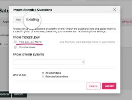 Print Name How Do I Get Names To Print On Tickets Ticketleap