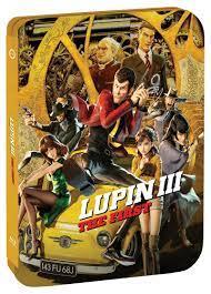 Kaufen BluRay - Lupin the 3rd The First Steelbook Blu-ray/DVD - Archonia.de