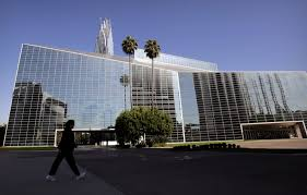 in this oct 27 2016 file photo the crystal cathedral stands in garden