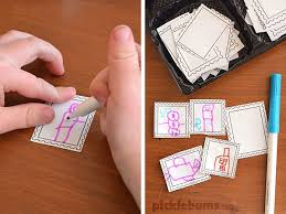 office play. post office play free printable set
