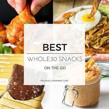 Best Whole30 Snack List Paleo Gluten Free Eats