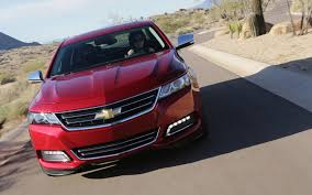 Review: Is redesigned 2014 Chevy Impala America's Sweetheart again ...