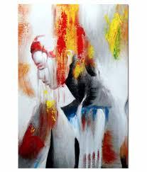 anwesha s high quality uv printed canvas wall art modern contemporary art a014 canvas figurative paintings with frame single piece anwesha s high