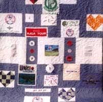 Memory Quilts & Memory quilts are a great way to remember or celebrate your family history,  the life of a loved one or an important event in your life. Adamdwight.com