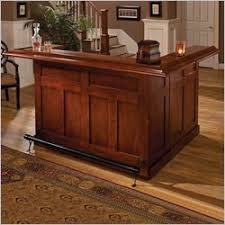 in home bar furniture. Exellent Bar Hillsdale Large Home Bar With Side In Cherry In Furniture