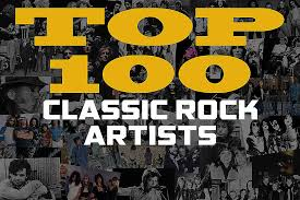 Rock Charts 2000 Top 100 Classic Rock Artists