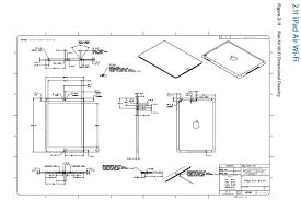 ipad air diagram ipad auto wiring diagram database apple posts case design schematics for the ipad air retina ipad on ipad air diagram