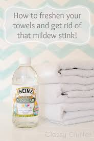 how to freshen your towels and get rid of that mildew stink cly clutter