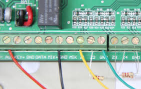 wiring the wired pir motion detector technology news eol resistor wiring diagram at Alarm Resistor Wiring