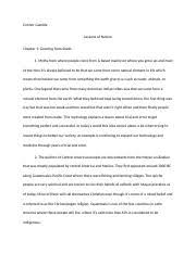 connor gambl connor gamble great american think off 7 pages lessons of nature paper