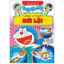 Mã BMSMART giảm 15% đơn 100K] Sách - Doraemon Học Tập - Bơi Lội, Giá tháng  11/2020