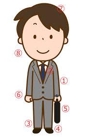 イラストで解説フリーターが正社員面接で好印象を与える服装