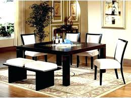 round glass dining room tables and chairs white table set mango wood high top kitchen with