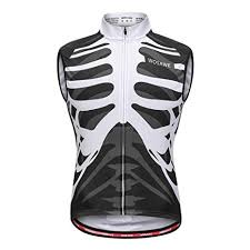 <b>WOSAWE</b> Men's <b>Cycling</b> Sleeveless <b>Jersey Biking</b> Racing Top Vest ...