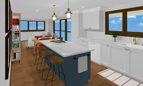 Kitchen Cottage The Painted Hive A Virtual Cottage Kitchen Redesignwhich Plan