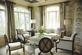 black white animal print area rug beige stripped linen fiber arm chair with wood base vanilla polyester upholster chesterfield sofa taupe grey microfiber