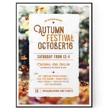 fall festival flyer template psd docx the flyer press fall festival flyer template