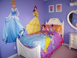 disney princess bedroom decor