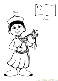 Small Picture Children of The World Coloring Pages Bestofcoloringcom