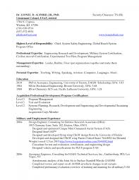 Cover Letter Military Resume Writing Military Resume Writing Best
