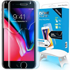 <b>Защитное стекло WhiteStone</b> Dome glass для iPhone 8/7 Plus, с ...