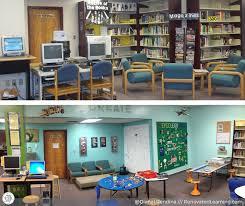 furniture for libraries. the maker corner 2010 vs 2015 furniture for libraries