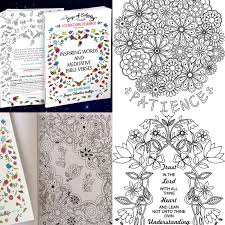 i am so blessed to share with you today that my very first coloring book journal in the joys of coloring book series which i autd enled the joys