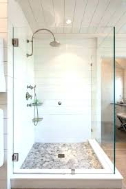 how to retile a shower floor how to a shower tile walk in shower walk in