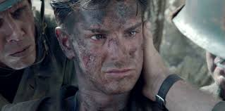 D uring the most harrowing moments of hacksaw ridge, mel gibson's new drama about the first conscientious objector to win a congressional medal of honor, andrew garfield's private first class. First Hacksaw Ridge Reviews Call Mel Gibson S Film Powerful Grisly But Also Traditionalist Unsubtle