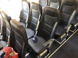these seats are clearly new not super comfortable but yes very new inside my spirit airlines