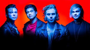 Youngblood 5 Seconds Of Summer Announce New Album Youngblood And Fall
