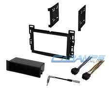 hhr stereo parts accessories 2006 2011 hhr car stereo radio installation dash kit w wire harness antenna