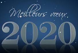 """Résultat de recherche d'images pour """"VOEUX 2020"""""""