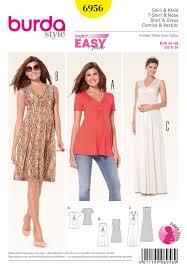 Maternity Dress Patterns Gorgeous Burda Sewing Pattern 48 Maternity Dress Shirt Easy Jaycotts