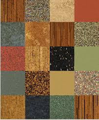 Cork Flooring Colors And Patterns Wide Variety To Choose From