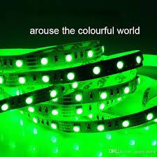 Green Led Light Strips Inspiration Led Fairy Lights Strip 60v Usb Rgb Changeable White Green Red Blue