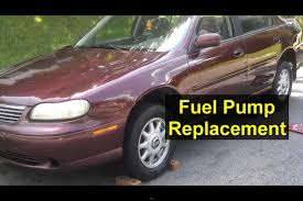 Malibu chevy classic malibu : Chevrolet Malibu Fuel Pump Replacement - Auto Repair Series - YouTube