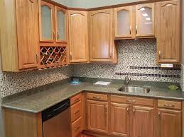 Image Of: Natural Oak Kitchen Cabinets