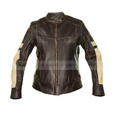 cruiser leather motorcycle jacket zoom womens