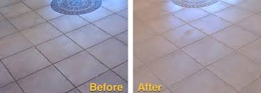travertine grout cleaning tampa