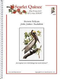 Pelican Size Chart Scarlet Quince Aud006 Brown Pelican By John James Audubon