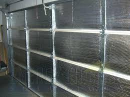 insulated garage door garage door insulation kit images insulated glass garage door cost